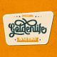 Goldenlife - Vintage Display - GraphicRiver Item for Sale