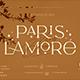 The Paris Lamore Duo Typeface Script and Sans - GraphicRiver Item for Sale