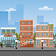 Game Background Street - GraphicRiver Item for Sale