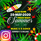 Club Night Social Media Banner - GraphicRiver Item for Sale