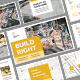 Construction Company PowerPoint Presentation Template - GraphicRiver Item for Sale