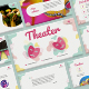 Theater PowerPoint Presentation Template - GraphicRiver Item for Sale