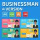Businessman Design - GraphicRiver Item for Sale