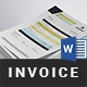 Modern Invoice - GraphicRiver Item for Sale