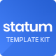 Statum - Business & Agency Elementor Template Kit - ThemeForest Item for Sale
