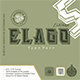 Elago Fonts - GraphicRiver Item for Sale