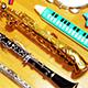 Flute Bossa Nova Logo