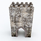 Castle Gate - 3DOcean Item for Sale
