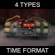 Time Bomb - 4 Types of Digital Timers - VideoHive Item for Sale