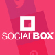 SocialBox - Social Sidebar - CodeCanyon Item for Sale