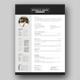 Clean Resume CV - GraphicRiver Item for Sale