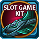 Space Odyssey Slots Game Kit - GraphicRiver Item for Sale