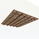 old wooden ceiling - 3DOcean Item for Sale