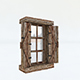Old Wooden Window 02 - 3DOcean Item for Sale