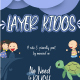 Layer Kidos Kids Font Display - GraphicRiver Item for Sale