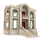 Classical Building 03 - 3DOcean Item for Sale