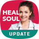 Healsoul – Medical Care, Home Healthcare Service WP Theme