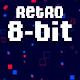 8-bit Retro Game Ident