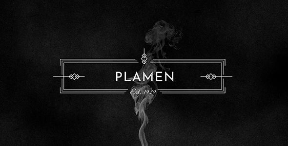 Plamen - Tobacco Store Theme