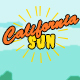 Upbeat Surf Rock California Sun