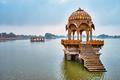 Indian landmark Gadi Sagar in Rajasthan - PhotoDune Item for Sale