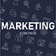 Digital Marketing icon pack - GraphicRiver Item for Sale