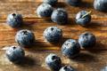 Raw Blue Organic Blueberries - PhotoDune Item for Sale