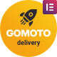 Gomoto - Food Delivery & Medical Supplies WordPress Theme - ThemeForest Item for Sale
