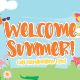 Welcome Summer - GraphicRiver Item for Sale