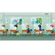 Classroom to Prevent Germs - GraphicRiver Item for Sale
