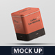 Coffee Tin Can Mockup Square - GraphicRiver Item for Sale