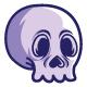 Skull Logo - GraphicRiver Item for Sale