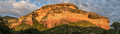 Panoramic view of the Mushroom Rocks at sunset - PhotoDune Item for Sale