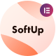 SoftUp - Saas & Startup Elementor Templates - ThemeForest Item for Sale
