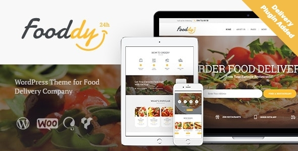 Review: Fooddy 24/7 - Food Ordering & Delivery WordPress Theme + RTL free download Review: Fooddy 24/7 - Food Ordering & Delivery WordPress Theme + RTL nulled Review: Fooddy 24/7 - Food Ordering & Delivery WordPress Theme + RTL