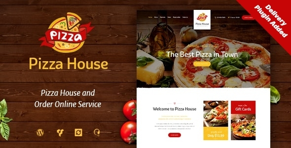 Review: Pizza House - Restaurant / Cafe / Bistro WordPress Theme free download Review: Pizza House - Restaurant / Cafe / Bistro WordPress Theme nulled Review: Pizza House - Restaurant / Cafe / Bistro WordPress Theme