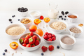 cereals, fruits - PhotoDune Item for Sale