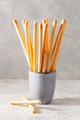 grissini crispy italian bread sticks. - PhotoDune Item for Sale