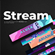 Stream 10 Youtube Cover Art - GraphicRiver Item for Sale