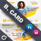 Home Care Business Card Templates - GraphicRiver Item for Sale