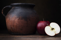 Red Apples and Jug - PhotoDune Item for Sale
