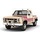 GENERIC 4WD STEPSIDE PICKUP TRUCK 11 - 3DOcean Item for Sale