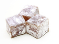 Turkish Delight (lokum) Confection On A White Background - PhotoDune Item for Sale