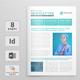 Medical Newsletter - GraphicRiver Item for Sale