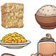 Food Items - GraphicRiver Item for Sale