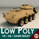 Low Poly Tank 05 - 3DOcean Item for Sale