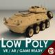 Low Poly Tank 05
