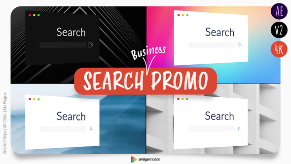 Search Promo - Business Marketing