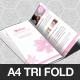 Peliar Beauty / Hair Salon 3 Fold Brochure - GraphicRiver Item for Sale