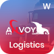 Anvoy -  Logistics WordPress Theme - ThemeForest Item for Sale